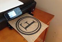 Crafts Freezer Paper