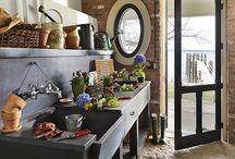 Blooms, Potting Sheds & Outdoor Living