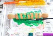 attività con il colore
