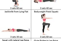 Belly workout