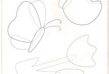 Insetos - Patch e Pintura