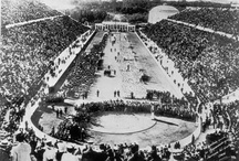 The first modern Olympic games - Athens 1896 / https://www.facebook.com/lifethinktravel
