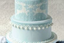 WINTER ~ Party Ideas / Cakes, Cookies, & Party Ideas
