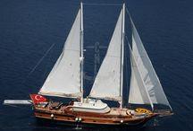 YUCEBEY 1 / #gulet, #yacht, #bluevoyage, #yachtcharter,  www.cnlyacht.com