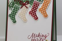Stampin Up - Hang Your Stocking