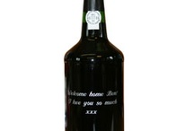 Personalised Port / A range of Personalised Port available form - http://www.giftsonline4u.com/personalised-port.htm