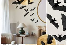 The Harvest Moon Collection - Unique Wall Decals / Create something hauntingly elegant