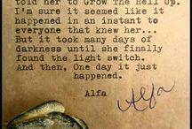 Alfa Poetry