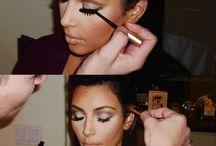 Make up / by Morgan Bosarge