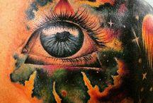 Art on Flesh & Canvas