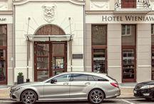 HOTEL WIENIAWSKI LUBLIN / Cozy, 49-room three-star Wieniawski Hotel is located in the very centre of Lublin, close to main tourist attractions.