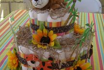 Baby Shower - Jungle Theme - Noah / Jungle Theme Baby Shower