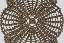 Crochet around the house / by Madeline Howell