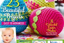knitting magazine patterns