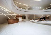 Interior Design - hospitality