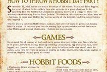 Happy Hobbit Day! / by Wooden Wonders Hobbit Holes