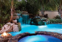 Pools & Spa Ideas / by Brenda Shackelford Carrillo