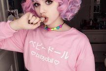 Kawaii hairstyles♡