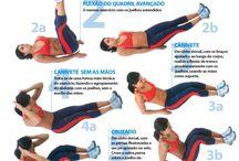 exercícios para o corpo