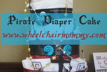 Pirate Party Ideas. / by Tina Seitzinger