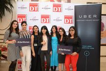 Celebrating International Women's Day at DLF Promenade / DLF Promenade invited ladies who have made a mark in their respective fields for the special screening of Gulaab Gang. We definitely felt the girl power in full swing. Here is a sneak peek into the event.
