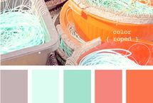 Color / Color and pattern ideas for cakes / by Aja Green