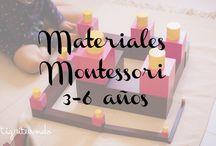 manualidades montesori