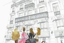 Illustrations / by Anna Alvarenga