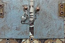 ALTERed ObJects & AsseMbleges / Creative spirits rule! / by Kimberly Carmichael