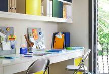 Harry Study area ideas