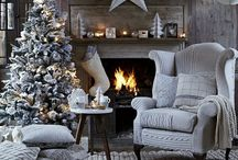 Warm & Cozy Holiday Seating