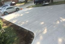 Concrete Front Entrance & Driveway Installation – Mississauga, Ontario