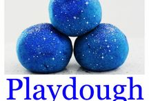 Playdough/ messy play