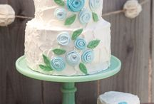 Cake decorating and icings/frostings