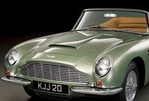 Aston Martin / Aston Martin - It doesn't need a description! / by Steven Ferrino