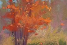 Orange tree by Karen Margulis