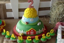 Birthday Party/ Cakes / by Ashton Whitledge