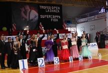 """Trofeo """"La Danza""""  27 e 28 Aprile 2013 / Finale Over 16 Ballroom"""