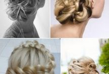 Hairstyles / by Christmas Tree