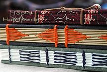 Coptic Book Bindings / Examples of different coptic bound books #bookbinding #handmadebooks