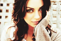 i want to be mila kunis when i grow up