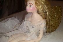my polymer clay dolls