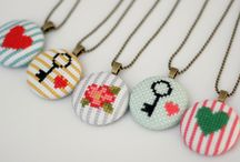 CROSS STITCH ➡mini motifs