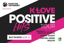 Positive Hits Tour / by K-LOVE Radio