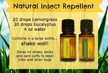 Doterra for outdoors