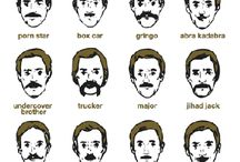 Moustaches / by Dyll King