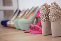 Addicted To Shoes / by Kendra Hays