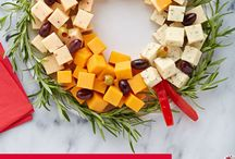 christmas recipes and food styling