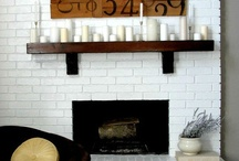 Fireplaces / by Rebekah Campbell