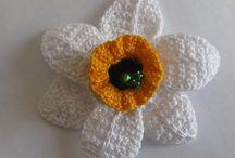 GANXET Crochet Garden